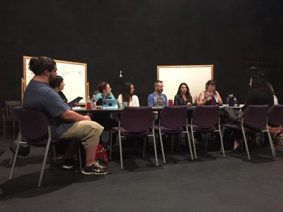 Rehearsing Martyna Majok's new play, QUEENS