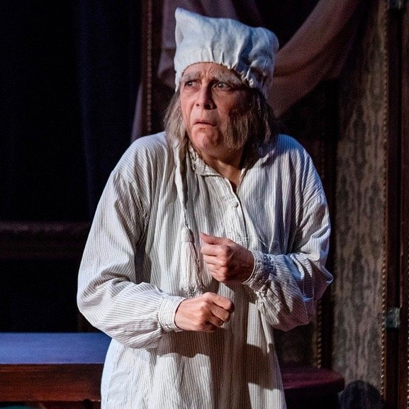 WCarine Montbertrand, A CHRISTMAS CAROL at Queens Theatre in the Park/Titan Theatre Co. (photo by Michael Pauley)